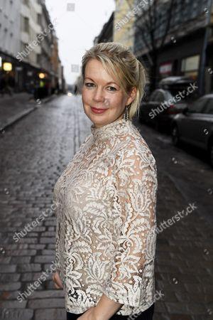 Stock Photo of Elina Hirvonen