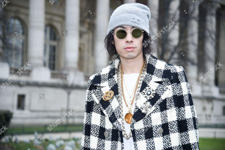 Stock Picture of Vanness Wu