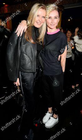 Amanda Wakeley and Jo Manoukian