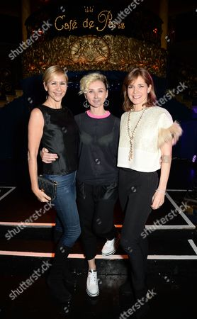 Tania Bryer, Jo Manoukian and Darcey Bussell