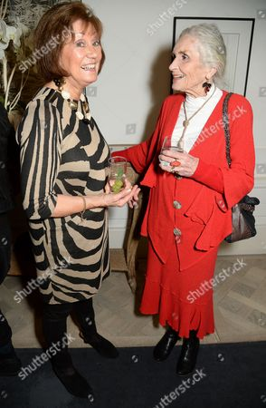Guest and Daphne Selfe