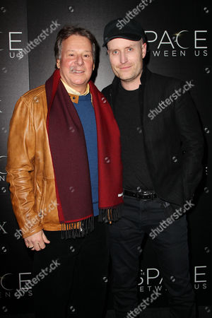 Stock Photo of Richard Barton Lewis (Producer) and Andrew Lockington