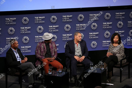 Kevin Hooks, Orlando Jones, Laurence Fishburne, Nekesa Mumbi Moody