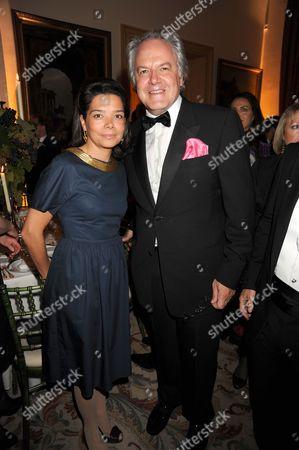 Sophie Sarkozy and Christophe Navarre