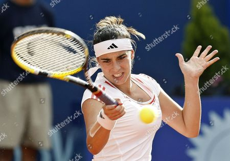 Editorial image of Colombia Tennis - Feb 2012
