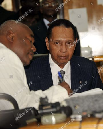 Editorial picture of Haiti Justice Duvalier Hearing - Feb 2013