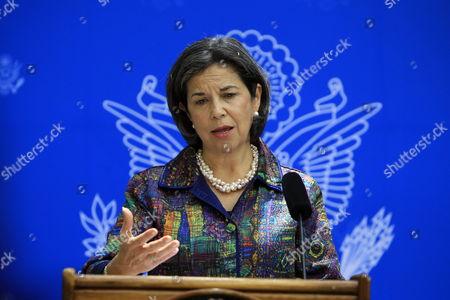 Editorial image of Honduras Usa Human Rights - Sep 2012