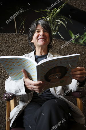 British Illustrator Anthony Browne Poses During an Interview During 25th Guadalajara International Book Fair in Guadalajara Mexico 29 November 2011 the Writer and Illustrator Said That 'Learning to Love Reading is Harder Nowadays' Than Before Because Parents Wants Their Children Read Complex Books Every Time and Don't Have Time to Enjoy Illustrated Books Mexico Guadalajara