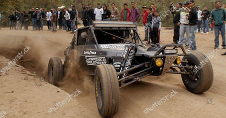Us Driver Mike Lawrence Participates in the 45th Tecate Score Baja 1000 Off Road Competition in Ensenada Mexico 15 November 2012 Different Class of Vehicles Participate in the Competition One of the World's Most Famous Race That Has More Than 1 100 Km Mexico Ensenada