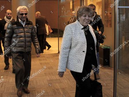 Editorial image of Spain Celebrity - Jan 2013