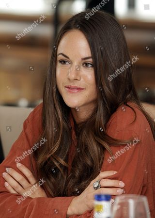 Us Actress Sarah Butler Smiles During the Presentation of the New Film 'The Stranger Inside' in Soller on Mallorca Spain 11 December 2011 the Film Will Be Directed by Danish Filmmaker Adam Neutzsky-wulff Spain Soller