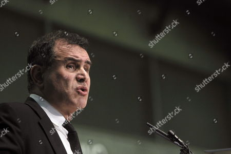 Us Economy Professor Nouriel Roubini Speaks During His Conference 'Can the Eurozone Survive Or Will We See Its Final Collapse?' in Madrid Central Spain 22 October 2012 Spain Madrid