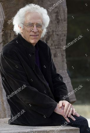 Franco-bulgarian Philosopher and Writer Tzvetan Todorov Poses For the Photographers During the Presentation of His Novel 'Close Enemies of Democracy' in Madrid Spain 11 May 2012 Spain Madrid