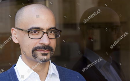 Dominican-us Writer Junot Diaz Poses During the Presentation of His Third Book a Short Story Collection Entitled 'This is How You Lose Her' in Barcelona Spain 03 May 2013 Junot Diaz Became Famous After Winning Pulitzer Prize For His Second Book the Novel 'The Brief Wondrous Life of Oscar Wao' Spain Barcelona