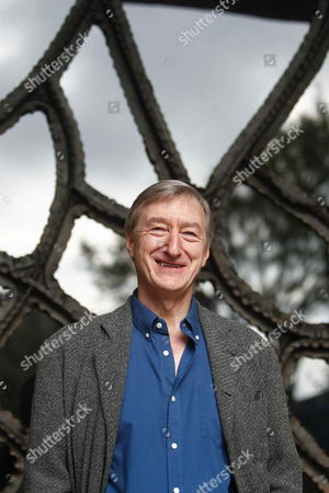 British Writer Julian Barnes Poses For the Media in Barcelona Catalonia Spain 26 November 2012 He Presented His Latest Novel 'The Sense of an Ending' Which was Awarded the 2011 Booker Prize Spain Barcelona