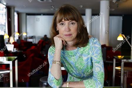 Us Writer and Novelist Lisa See Poses During an Interview in Madrid Spain 05 September 2012 See Presented Her Latest Novel 'Suenos De Felicidad' ('dreams of Joy') in Spain Spain Madrid