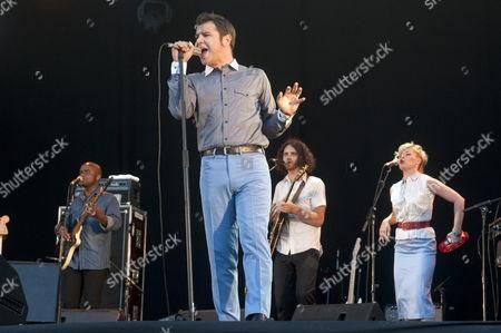 Editorial image of Spain Milestone Festival - Jul 2012