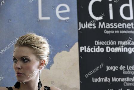 Editorial image of Spain Opera - Apr 2012