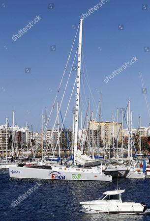 Editorial image of Spain Sailing - Dec 2012