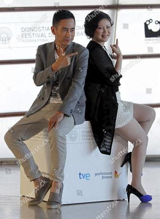 Editorial picture of Spain San Sebastian Film Festival - Sep 2012