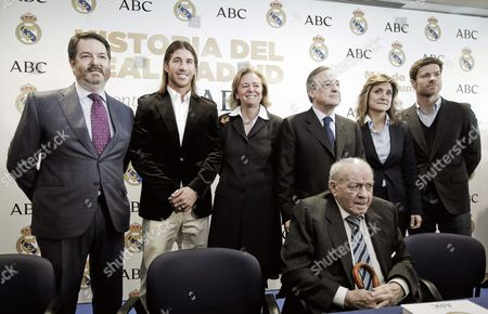 Editorial picture of Spain Soccer Book Presentation - Jan 2012