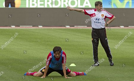 Editorial image of Spain Soccer Friendly - Jun 2012