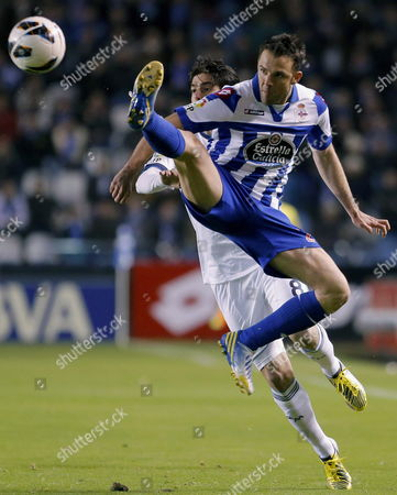 Editorial image of Spain Soccer Liga Primera Division - Feb 2013