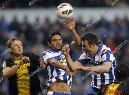 Editorial picture of Spain Soccer Primera Division - Apr 2013