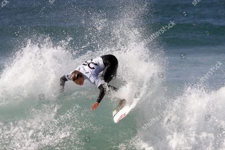 Editorial image of Spain Surfing Cabreiroa Pantin Classic Pro - Sep 2012