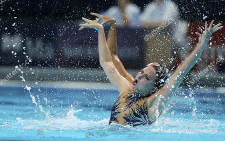 Editorial picture of Spain Swimming Fina World Championships - Jul 2013