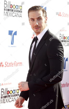 Mexican Actor Eugenio Siller Attends the Second Edition of the Billboard Mexican Music Awards Held at the Shrine Auditorium in Los Angeles California Usa 18 October 2012 This Ceremony is the Only One That Rewards Regional Mexican Music According to Their Performance and the Popularity Charts of Billboard Magazine United States Los Angeles