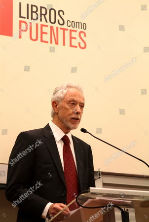 South African Writer and Winner of the 2003 Literature Nobel Prize John Maxwell Coetzee Speaks During the 39th Edition of the Buenos Aires International Book Fair in Buenos Aires Argentina 25 April 2013 Argentina Buenos Aires