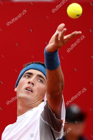 Editorial photo of Argentina Tennis - Feb 2013