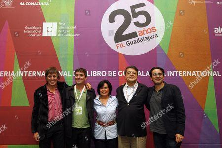 Editorial picture of Mexico Literature - Jul 2011