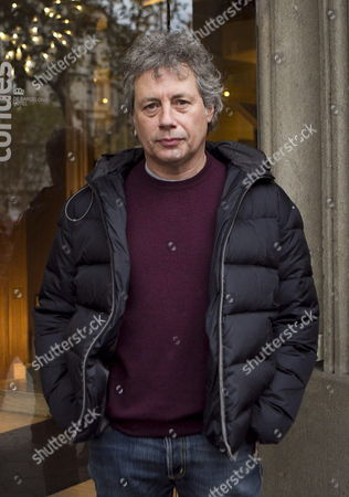 Italian Writer Alessandro Baricco Poses For the Media During the Presentation of His Last Novel 'Mr Gwyn' in Barcelona Catalonia Spain 04 December 2012 Baricco is a Worldwide Author Arfter the Success He Got with His Novel 'Silk' (seta) Spain Barcelona