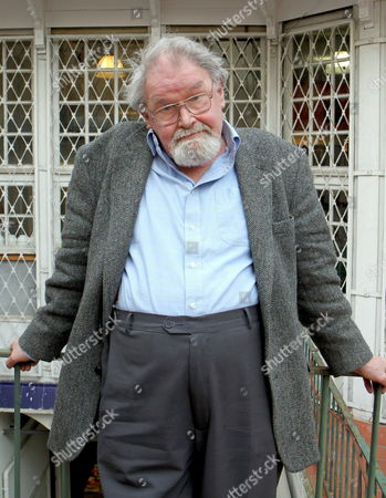Scottish Writer and Artist Alasdair Gray Poses For Photographers During an Interview in Barcelona Spain 09 June 2013 His Best Known Book is His First Novel Lanark From 1981 Spain Barcelona