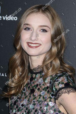 Stock Picture of Sarah Schenkkan