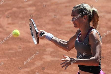 Editorial picture of Brazil Tennis Wta Rio - Feb 2014