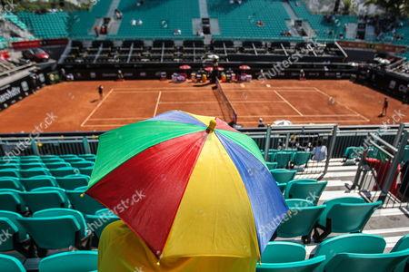 Editorial photo of Brazil Tennis Wta Rio - Feb 2014