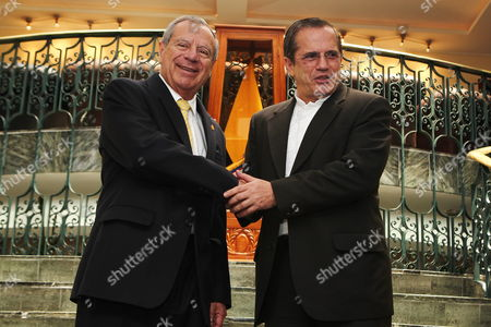 Editorial photo of Ecuador Costa Rica - Apr 2014