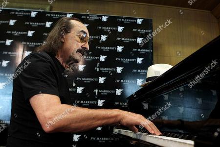 Editorial picture of Ecuador Music - Jan 2014