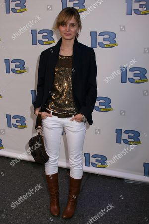 Editorial picture of '13' Play Opening Night at the Bernard B Jacobs Theatre, New York, America - 05 Oct 2008