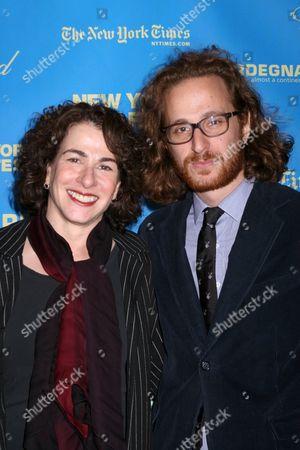 Lisa Schwarzbaum, Alexander Olch