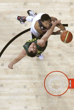 Editorial picture of Spain Basketball World Cup - Sep 2014