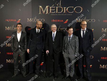 Editorial picture of Spain Cinema - Dec 2013