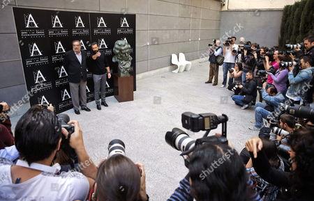 Editorial photo of Spain Goya Awards - Oct 2014