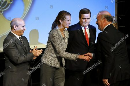 Editorial image of Spain Maria De Villota - Oct 2013