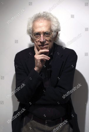Stock Picture of The Picture Made Available on 11 December 2014 Shows Bulgarian-french Historian and Philosopher Tzvetan Todorov Adressesing to the Media During a Conference Entittle 'The European Values' on the Occassion of the Circle 'The Possible's Spain' in Madrid Spain 10 December 2014 Spain Madrid