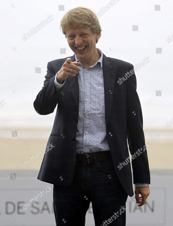 Austrian Director Michael Sturminger Poses at a Photocall For 'The Casanova Variations' During the 62nd San Sebastian International Film Festival in San Sebastian Spain 22 September 2014 the Movie is Presented in the Official Selection of the Festival Which Runs Until 27 September Spain San Sebastian