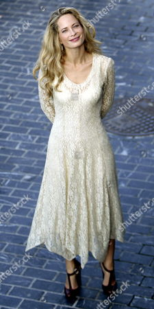 Stock Picture of Swedish Actress Maria Bonnevie Poses For the Media During the Presentation of the Movie 'En Chance Til' (a Second Chance) at the 62nd San Sebastian International Film Festival in San Sebastian Spain 21 September 2014 the Festival Will Run Until 27 September Spain San Sebastian